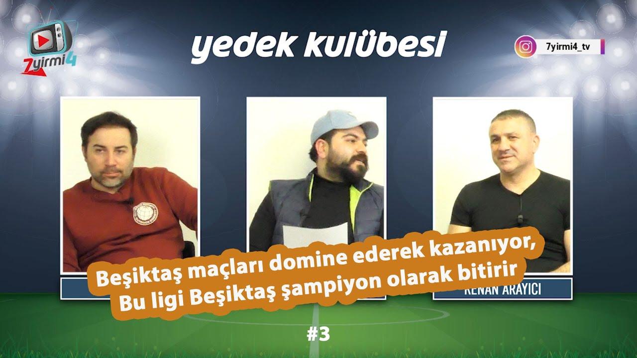 Beşiktaş maçları domine ederek kazanıyor, şampiyon olur