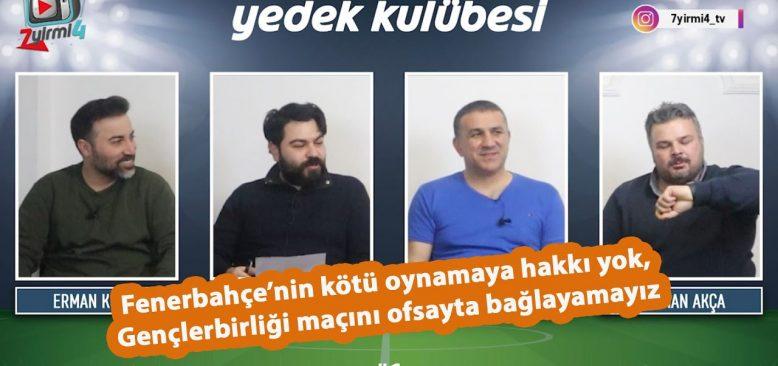 Fenerbahçe'nin bu kadro ile kötü oynamaya hakkı yok