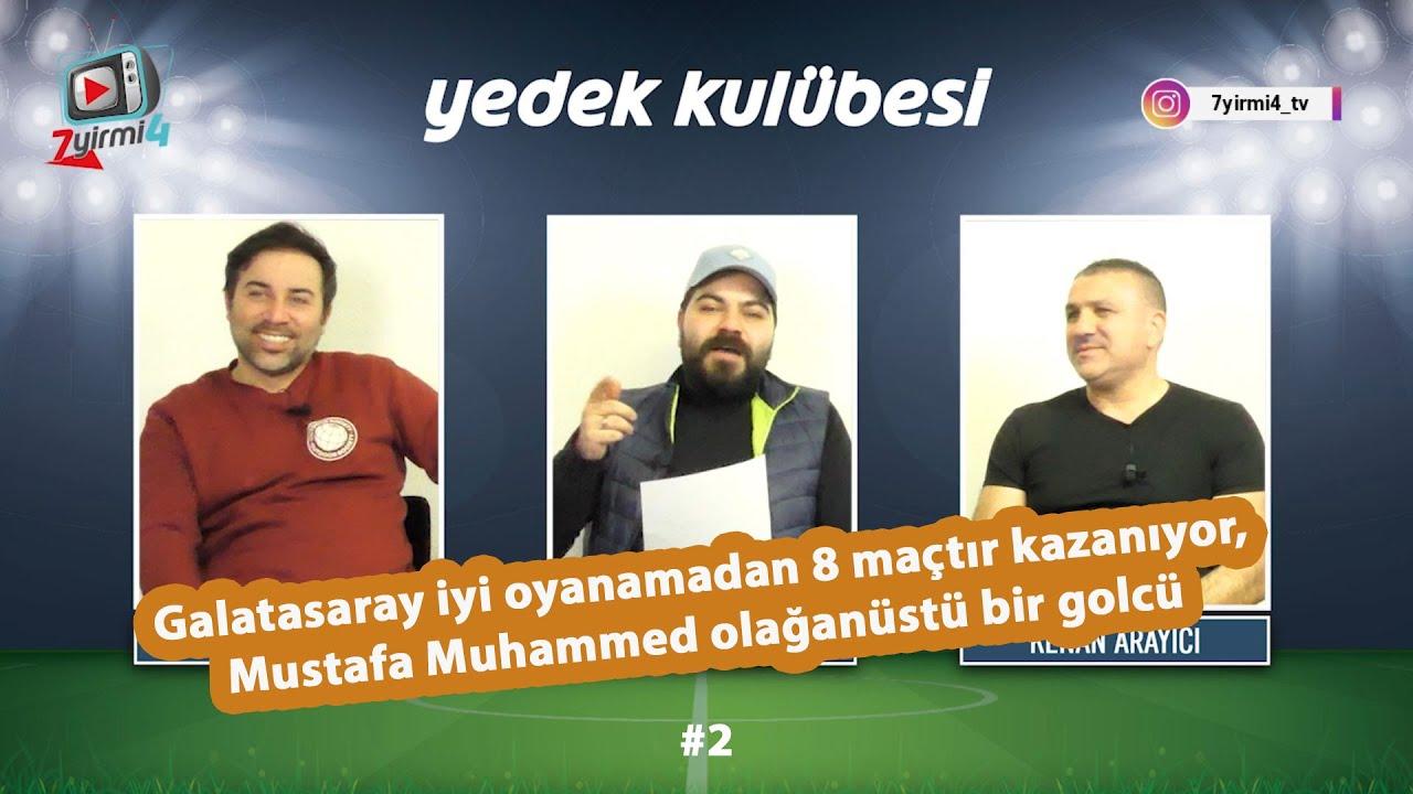 Galatasaray iyi oynamadan 8 maçtır üst üste kazanıyor