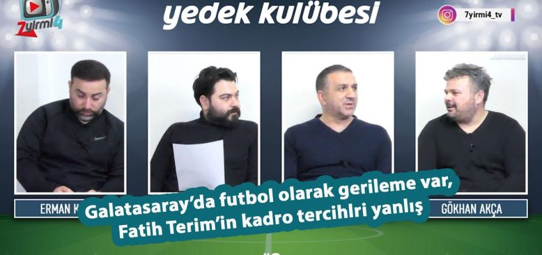 Galatasaray'da futbol olarak gerileme var, futbol yok