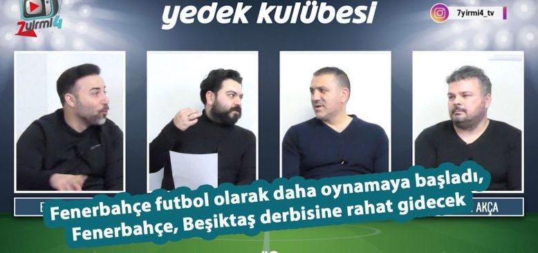 Fenerbahçe futbol olarak daha iyi oynamaya başladı