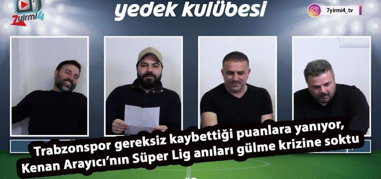 Trabzonspor 4-1 Ankaragücü,  Kenan Arayıcı'nın Süper Lig anıları