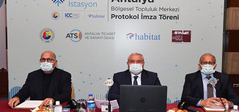 Facebook 'Antalya İstasyonu' açıldı