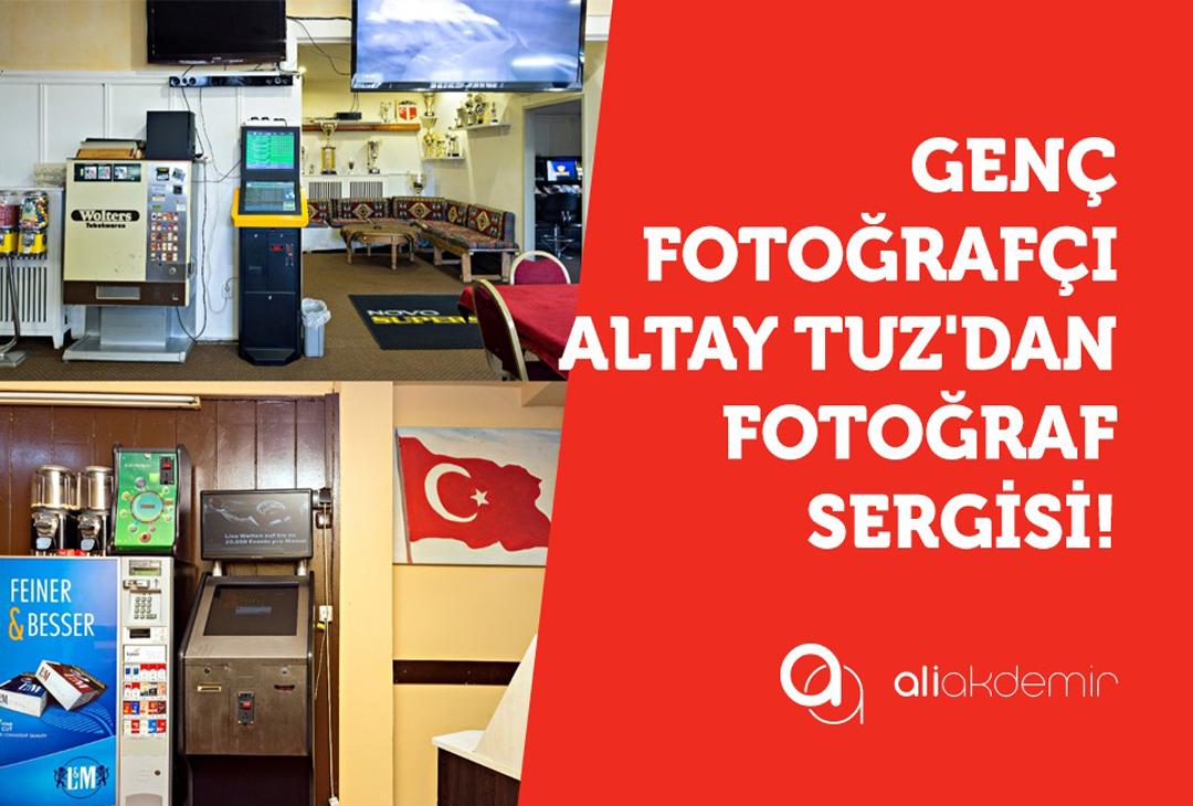 Genç Fotoğraf Sanatçı'sından Sergi