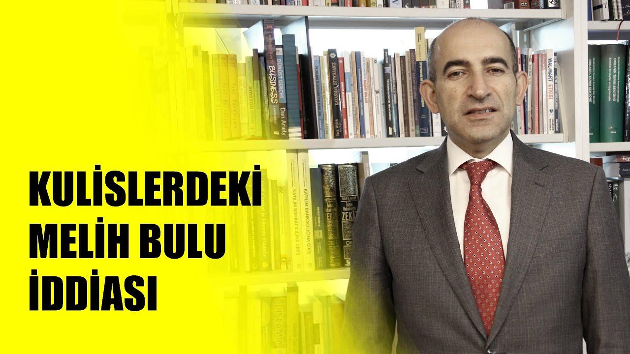 """""""Melih Bulu'nun istifasını Erdoğan kabul etmedi"""""""