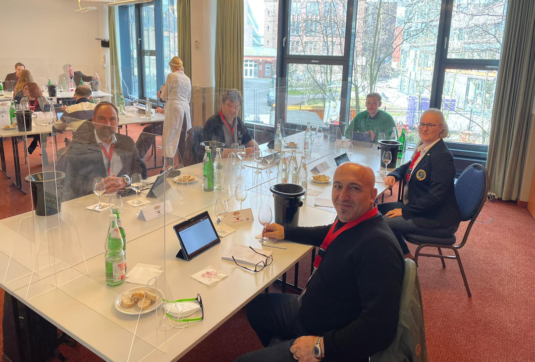 Dünya'nın en büyük şarap yarışması Berlin`de yapıldı