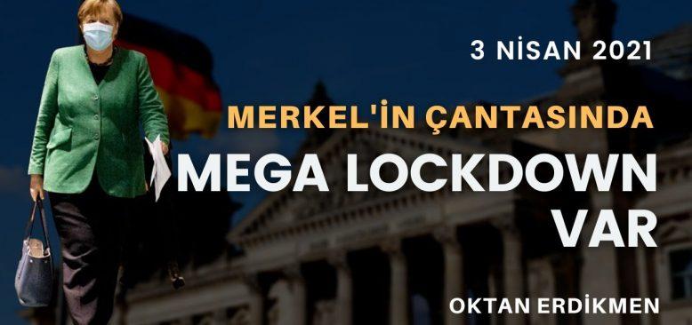 Almanya'da mega kapanma konuşuluyor