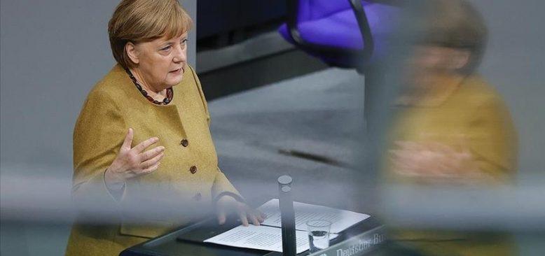 Merkel 'Wirecard skandalında' ifade verdi