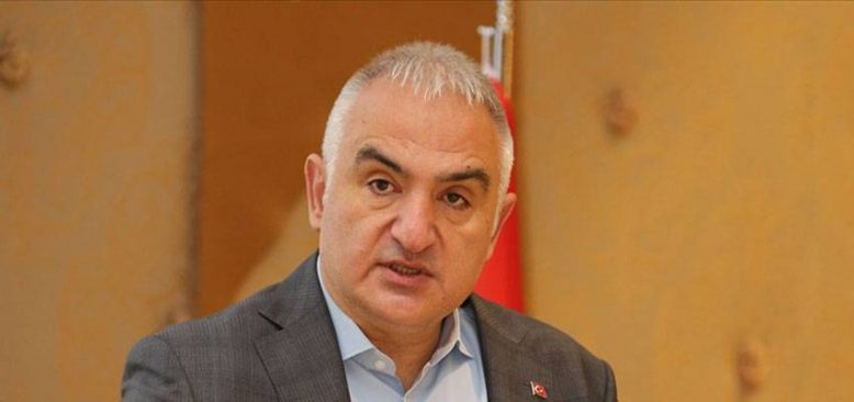Bakan Ersoy: Türkiye'nin turizm hizmetleri çok daha konforlu ve sağlıklı şekilde sunulacak