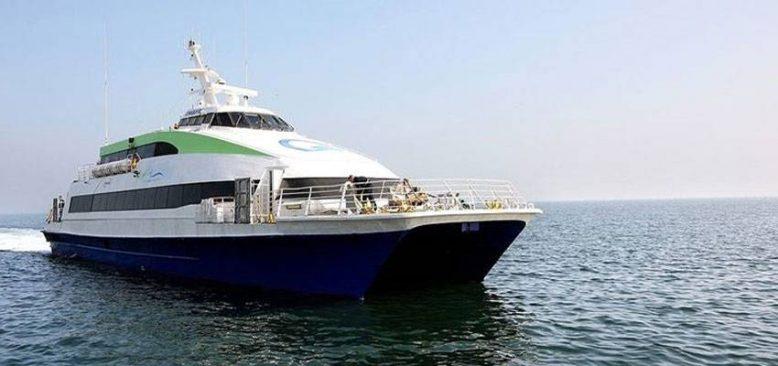 Bursa'dan İstanbul'a deniz ulaşımında kısmi devam kararı