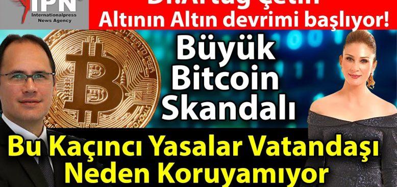 Büyük Bitcoin Skandalı