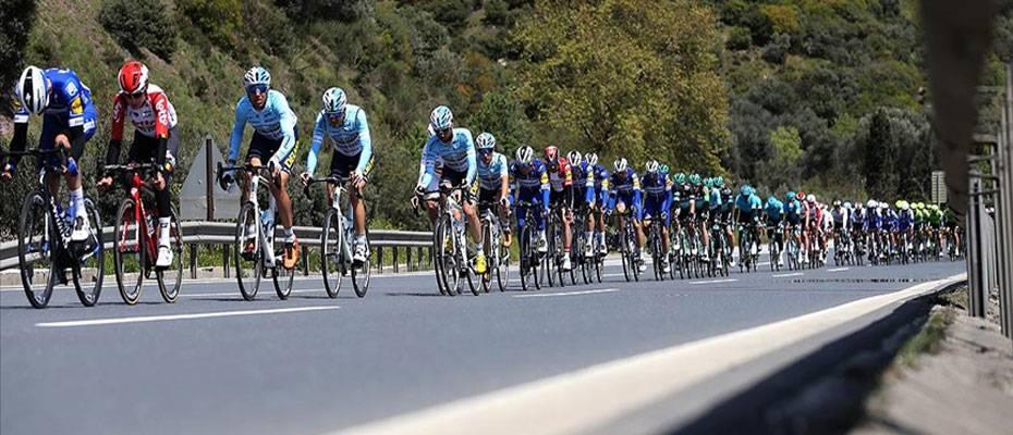 Cumhurbaşkanlığı Türkiye Bisiklet Turu'nda ilk pedal Kapadokya'dan çevrilecek
