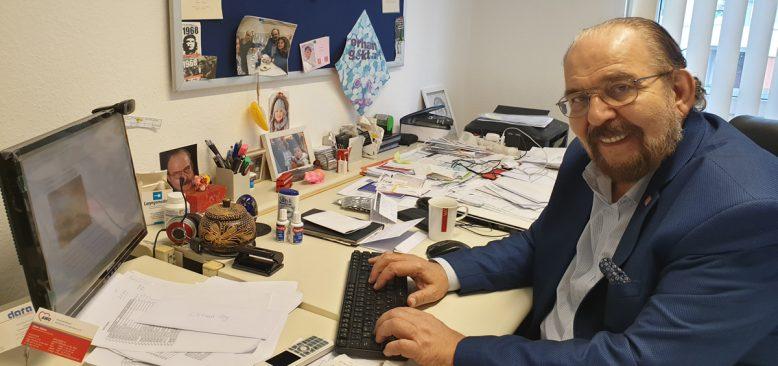 Orhan Göktan: Almanya`da Türk işletmeleri zorda