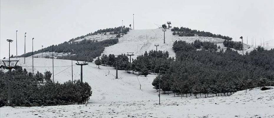 Doğu Anadolu'nun 'zirve' kayak merkezleri konuklarını ilkbaharda da ağırlıyor