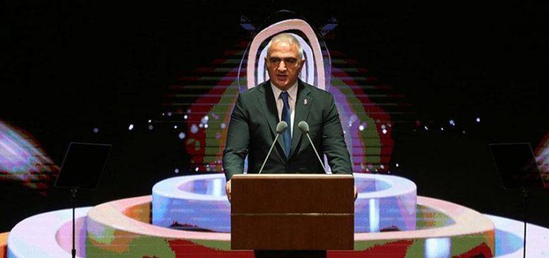 Ersoy: Türkiye'nin ilk uluslararası edebiyat ve yayıncılık tanıtım portalı açılacak