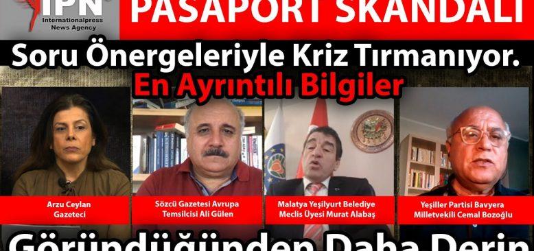 Gri pasaport skandalı göründüğünden daha derin
