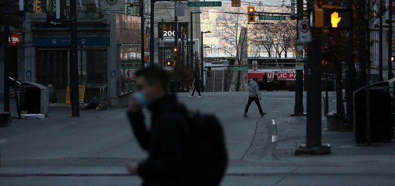 Kanada'da Kovid-19'dan ölenlerin sayısı 23 bin 591'e çıktı