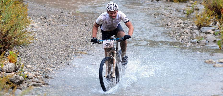 Kemer´de bisiklet turizmi hareketliliği