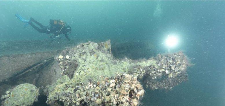 Kocaeli'de 2. Dünya Savaşı'ndan kalma Alman denizaltısı dalış turizmine kazandırılacak