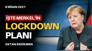 Merkel'in kapanma planı: Sokağa çıkma yasağı