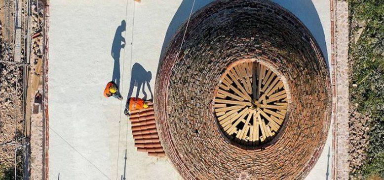 Muğla'da 600 yıllık Yelli Cami restorasyonla eski ihtişamına kavuşuyor
