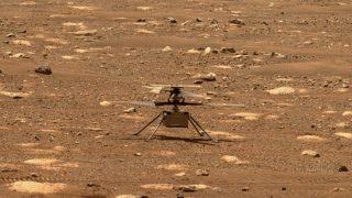 NASA Mars'ta İlk Defa Helikopter Uçurmaya Hazırlanıyor