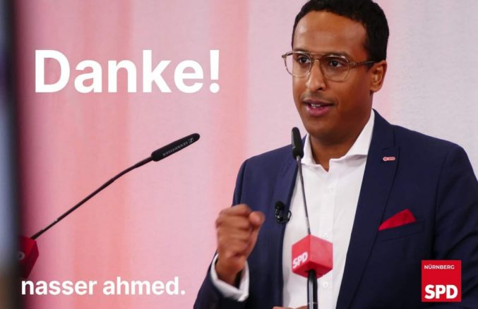 Nürnberg SPD'de Nasser Ahmed dönemi