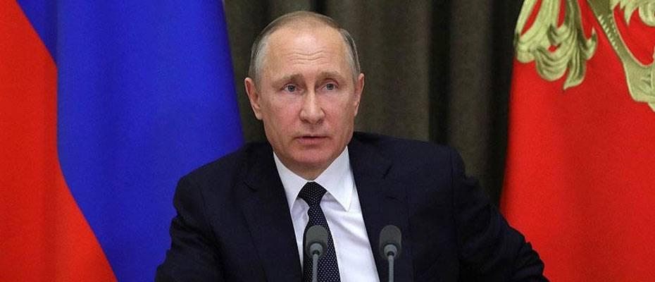 Putin Rusya vizesini elli ülke için kolaylaştırıyor