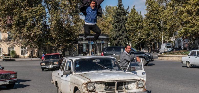 ŞUŞA SEVİNCİ FOTOĞRAFINA YTB ÖZEL ÖDÜLÜ