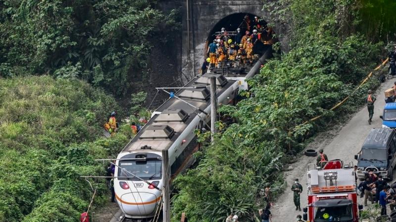 Tayvan'da Tren Kazası: En Az 48 Ölü