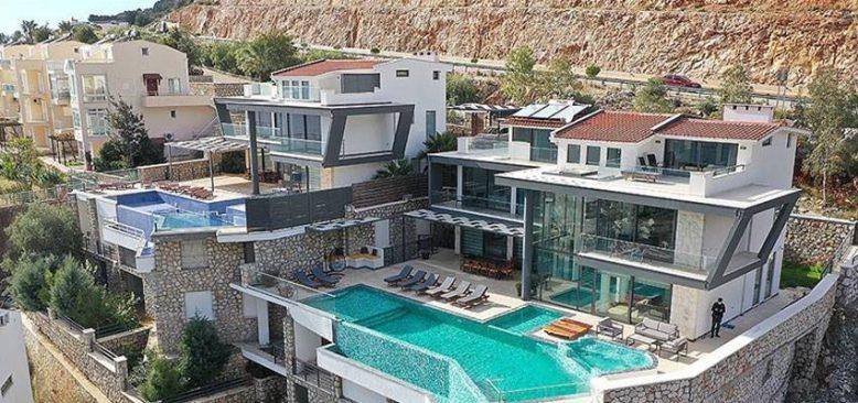 Villa turizminde 'erken rezervasyon' sektörde yüzleri güldürdü