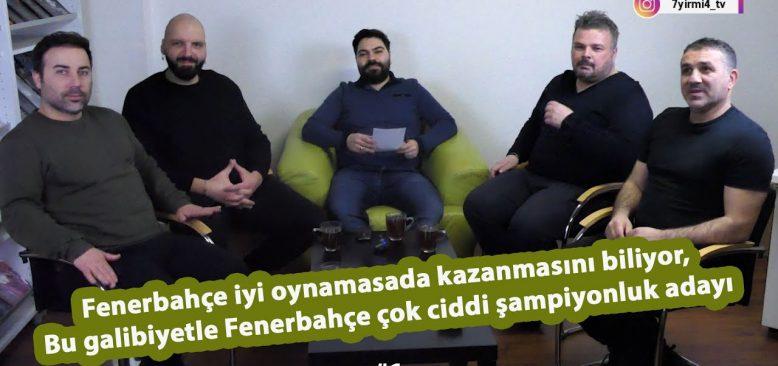Fenerbahçe şampiyonluk adayı