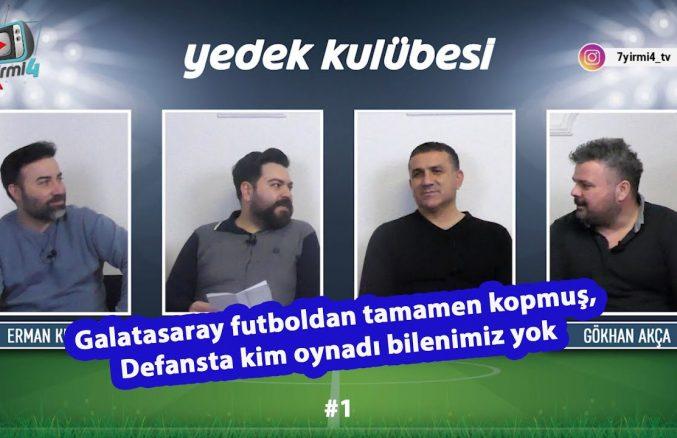 Galatasaray polemiklerden dolayı futboldan resmen kopmuş