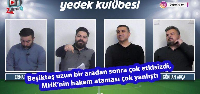 Beşiktaş ilk kez çok etkisizdi, Hakem ataması yanlıştı