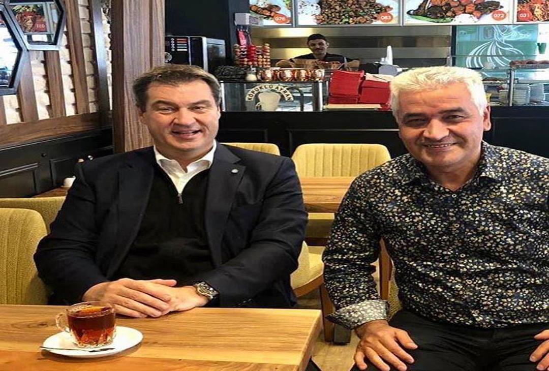 Nürnberg'li Türkler: Arzumuz Söder'in başbakan olması
