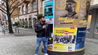 Tekvando' da Almanların umudu Tahir Güleç