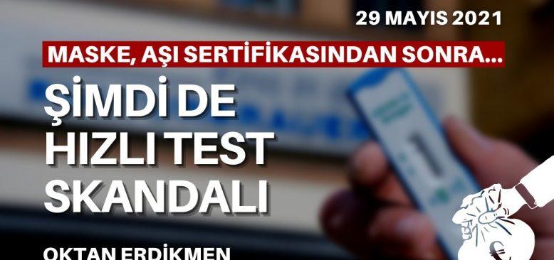 Almanya'da şimdi de hızlı test skandalı