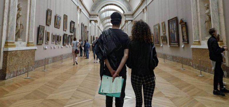 Dünya genelinde 2020'de müzelerin yüzde 90'ı 155 gün kapalı kaldı