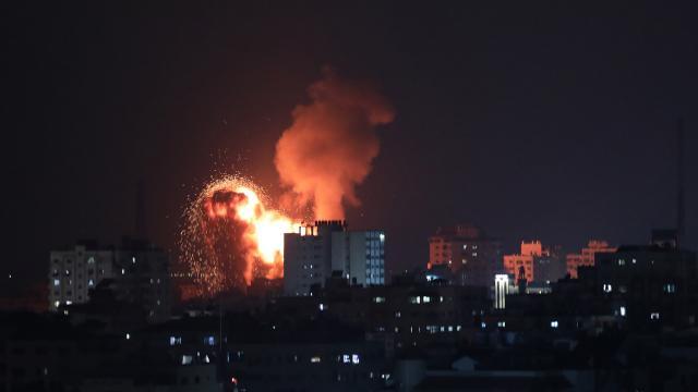 BM: İsrail ve Filistin tam ölçekli savaşa sürükleniyor
