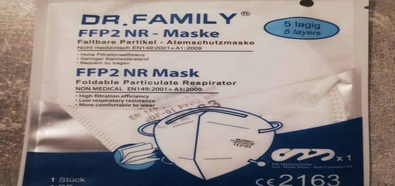 Maskeler şikâyet üzerine Almanya'da tekrar kontrolden geçirildi