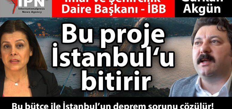 İstanbul'un Geleceği Tehlikede