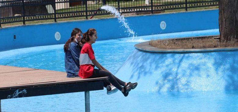 Kızlar Tepesi Parkı, Siirt'in sosyal yaşamına renk kattı