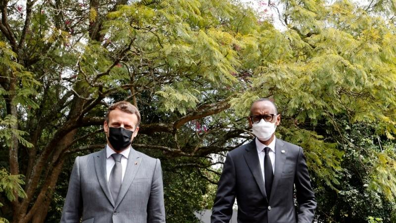 Macron Ruanda Soykırımında Fransa'nın Rolünü Tanıdı