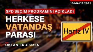 SPD'den Hartz IV yerine vatandaşlık parası önerisi