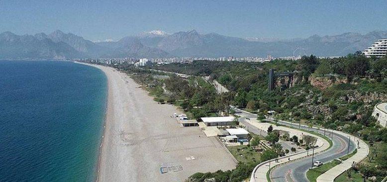 Turizmin başkenti Antalya yaz turizm sezonundan ümitli