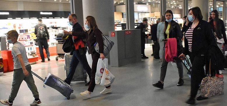 Ukraynalı turistlerin Kovid-19 sürecinde tatil adresleri Türkiye oldu