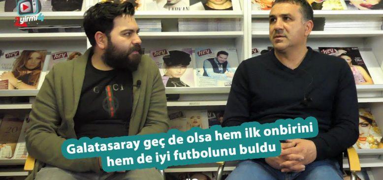 Galatasaray doğru kadroyu ve futbolu çok geç buldu