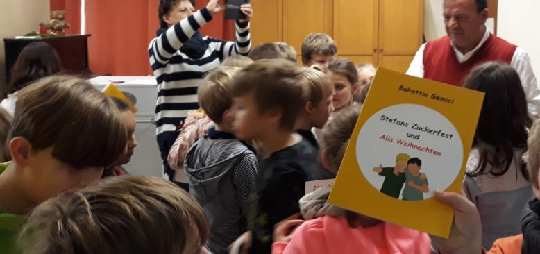 Bahattin Gemici`den Türk Alman dostluğu için kitap
