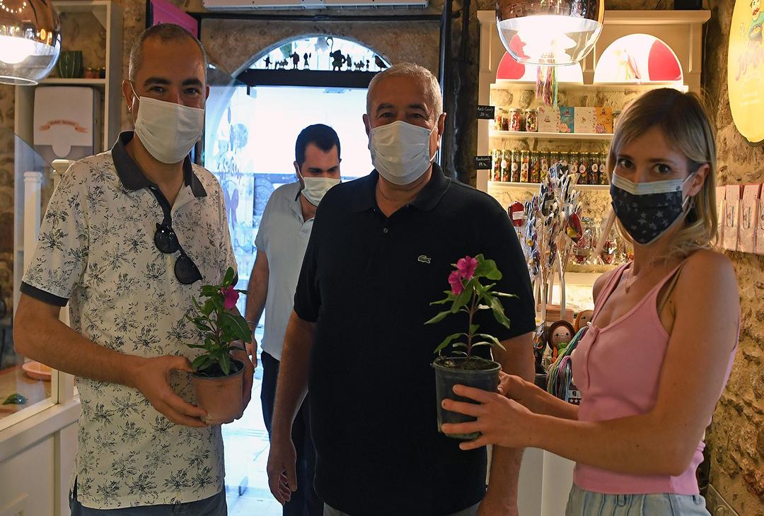 Davut Çetin: Antalya'nın dayanacak gücü kalmadı
