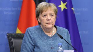 Merkel: Türkiye ile Gümrük Birliği çalışmalarına devam edeceğiz